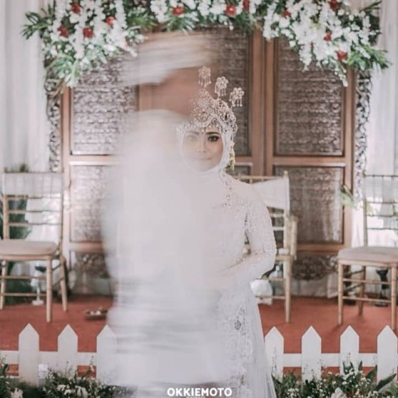 From Wedding Dian & Indra . .