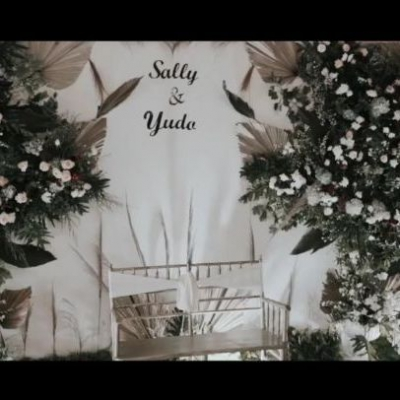 Wedding Of Sally & Yudho . .